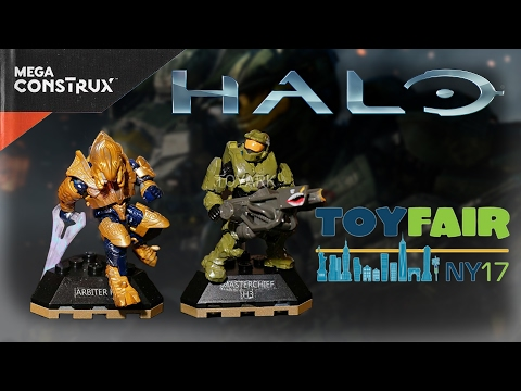 Mega Construx - New York Toy Fair 2017 | Doovi