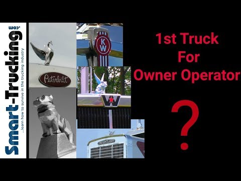 Quick Guide For Best Make Of Truck For New Owner Operators