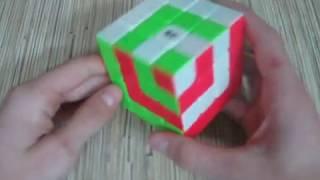 три узора на кубике 4х4