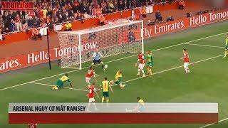 Tin Thể Thao 24h Hôm Nay: Arsenal Nguy Cơ Mất Ramsey vào Tay AC Milan