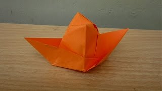 How to Make a Paper Cowboy Hat - Easy Tutorials