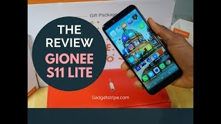 Gionee S11 Lite : The Review - GadgetStripe