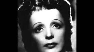 Watch Edith Piaf Tes Lhomme Quil Me Faut video