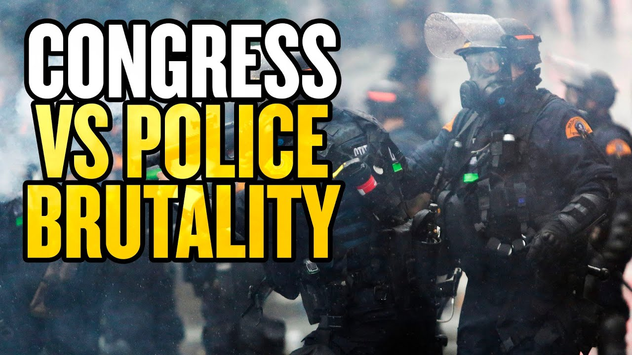 Congress Argues Over Police Reform