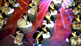 korean drums in hd sgi usa central territory youth culture festival