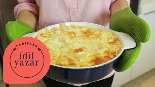 Fırında Makarna Tarifi | İdil Yazar | Yemek Tarifleri | Baked Spaghetti Recipes