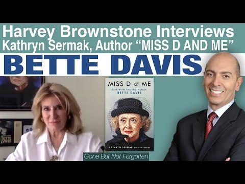 Harvey Brownstone interviews Kathryn Sermak
