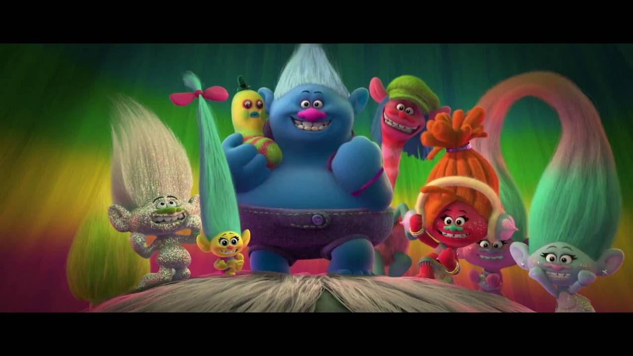 Trolls - Trailer oficial español