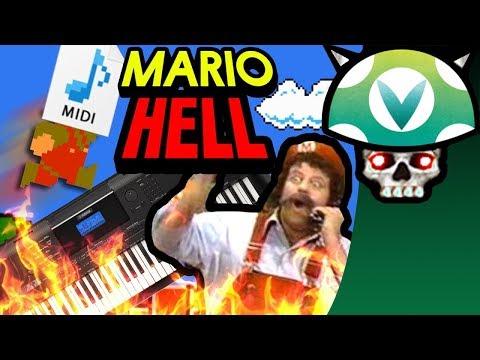 [Vinesauce] Joel - Midi Mario Hell