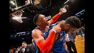 Russell Westbrook and Paul George's Top 10 Plays from 2019 | B/R Countdown