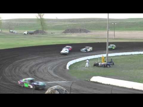 I-90 Speedway Late Model Street Stocks 5-2-15 Heat