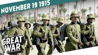 The Forgotten Front - World War 1 in Libya I THE GREAT WAR - Week 69