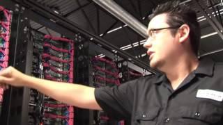 SoftLayer DAL05 Data Center Tour ≡ 'Cribs' Style