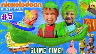 slime time nickelodeon hotel punta cana funnel vision says goodbye part 5 w recap review