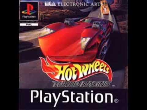 Hot Wheels Turbo Racing Soundtrack - Fuel