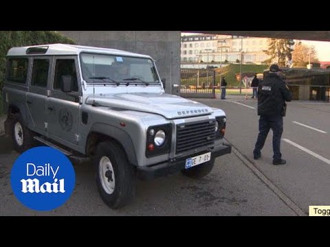 Security At UN In Geneva Beefed Up As City Is On Alert - Daily Mail