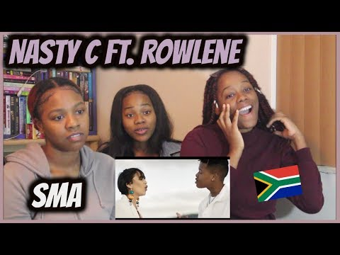 "Nasty C Ft. Rowlene ""SMA"" 