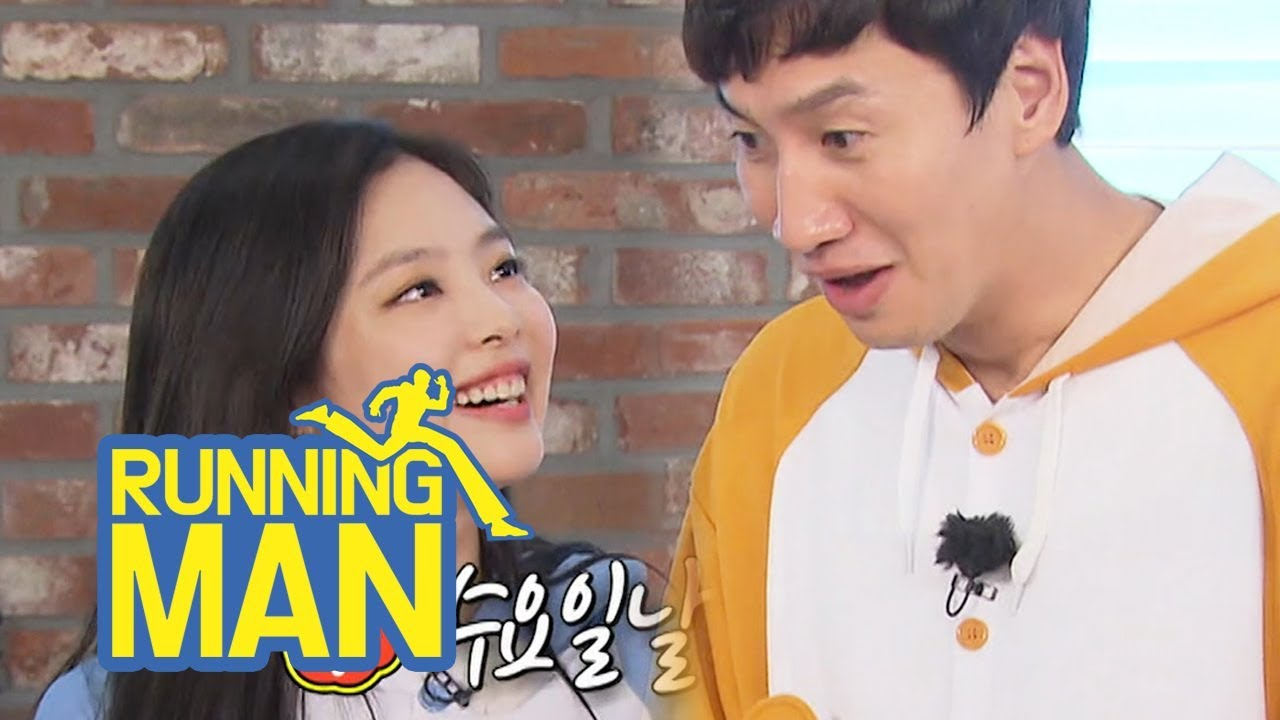 Jennie Makes Cute Poems! Kwang Soo Still Remembers It the Next Day [Running  Man Ep 413]
