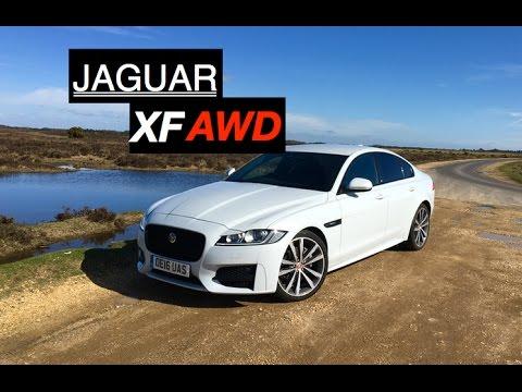 2017 Jaguar Xf Awd R Sport Review Inside Lane