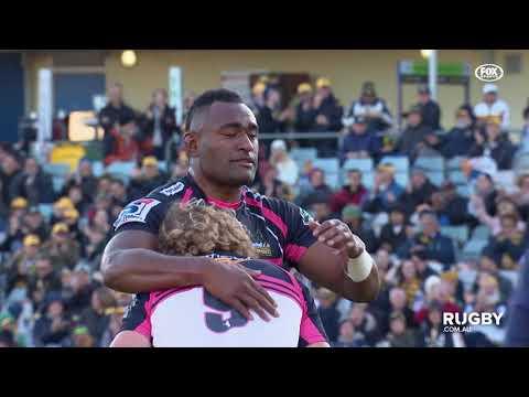 Super Rugby 2019 Round 13: Brumbies vs Sunwolves