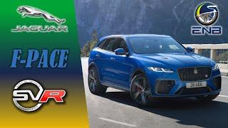 Briefing #31 - Jaguar F Pace SVR 2021 (facelift)