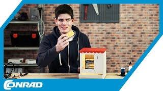 DIY Snackautomat + Gewinnspiel - Tekkie Hacks | Conrad