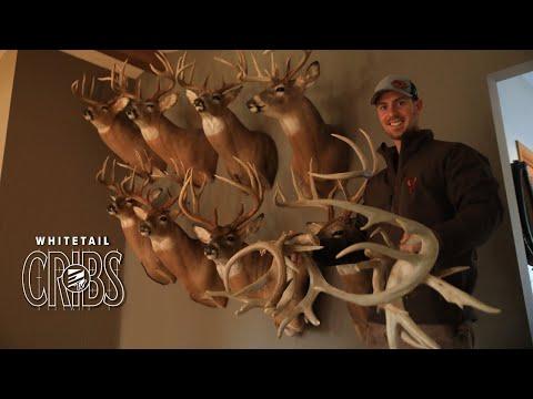 Whitetail Cribs: Giant Illinois Bucks And The Perfect Whitetail Garage