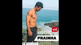 Sergio Malheiros em dia de Surf, no primeiro episódio da Malheiros TV !