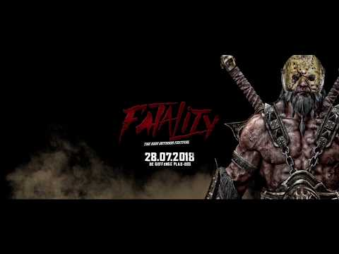 Rebelion ft. Sovereign King - Bleed Insanity (Official Fatality Outdoor Anthem)