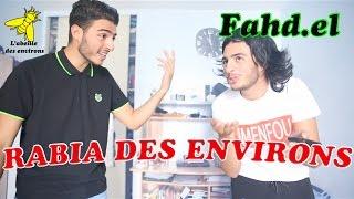 FAHD EL - RABIA DES ENVIRONS
