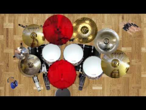 Cover Drum - Armada - Buka Hatimu