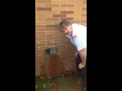 Commercial Wall Hydrant Repair Youtube