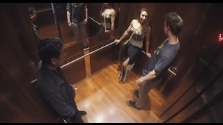 TOP FUNNY ELEVATOR PRANKS
