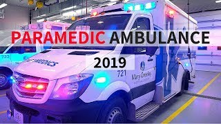 Paramedic Ambulance Tour ⎮New 2019!⎮