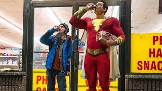 SHAZAM Official Teaser Trailer 3    n Theaters April 5