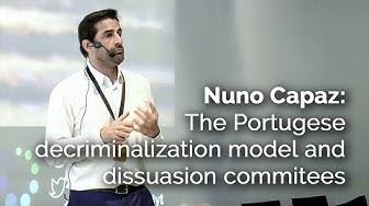 Portugalin dekriminalisointimalli ja arviointilautakunnat (Nuno Capaz)