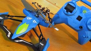 Вертолет лезвие Air Hogs Razor - На пульте управления(Вертолет-лезвие Air Hogs Razor Узнать больше о вертолете лезвии можно тут https://goo.gl/XGNFQ0 Замечательная игрушка..., 2017-02-11T13:21:03.000Z)