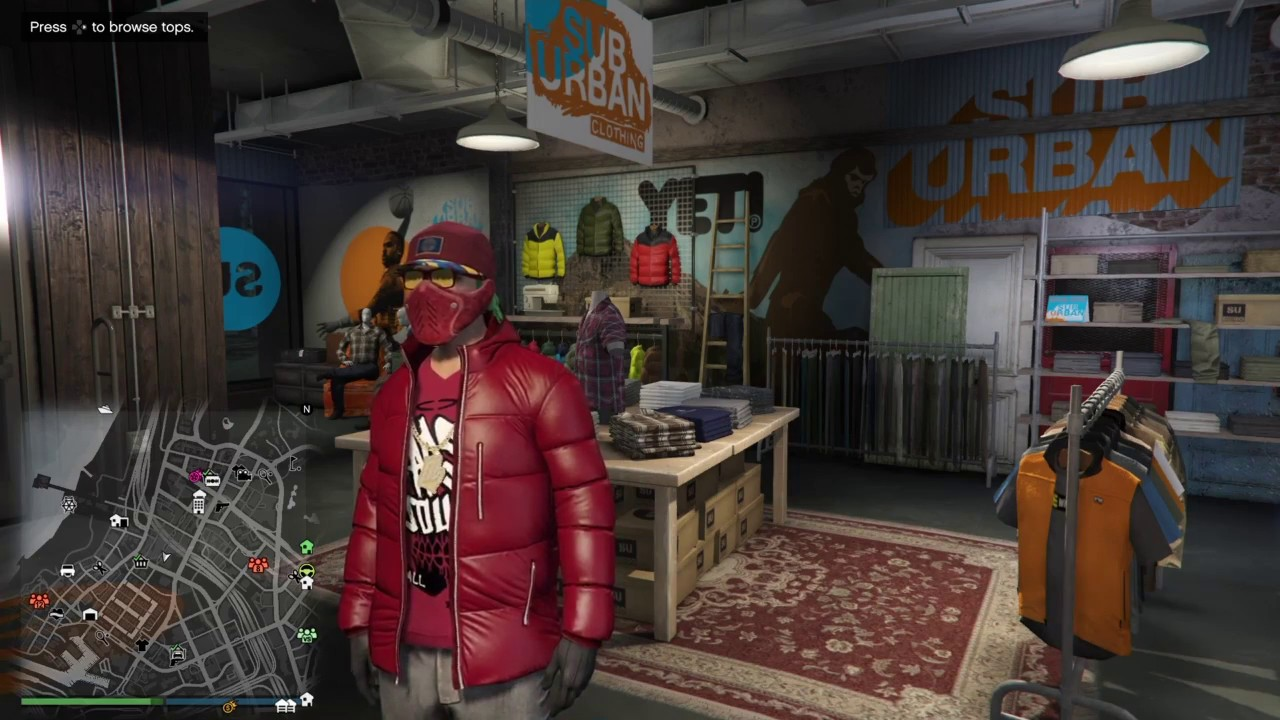 f0b92180702 BIKER MASK WITH ANY HAT   GLASSES AFTER PATCH 1.39 IN GTA 5 ONLINE! CLOTHING  GLITCHES!