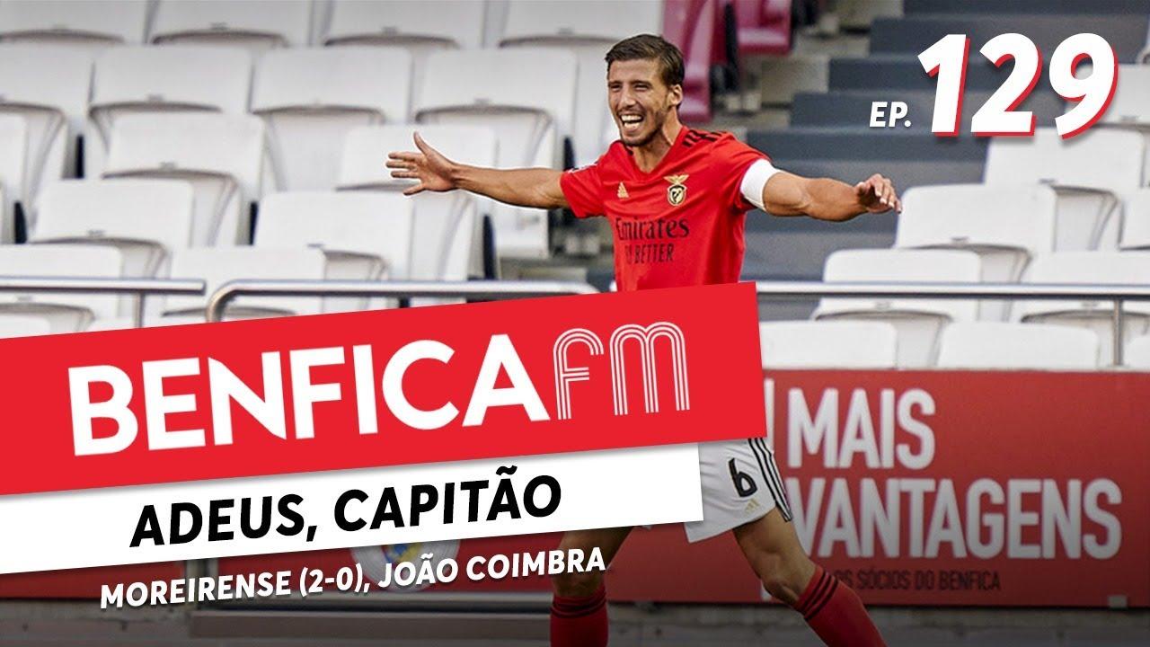 Benfica FM #129 - Benfica x Moreirense (2-0) João Coimbra