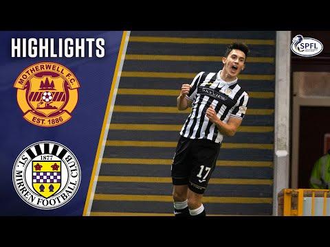 Motherwell St Mirren Goals And Highlights