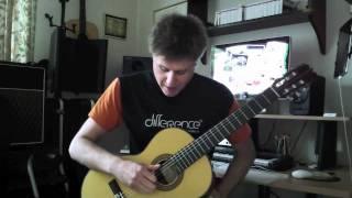 Les Jeux Interdits, Section 1, Partie 1, Cours de guitare