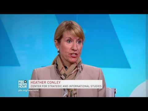 Donald Trump attacks NATO, EU & German Chancellor Angela Merkel