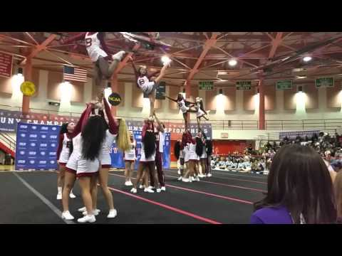 Cunyac 2016 Brooklyn college cheer crowned champions
