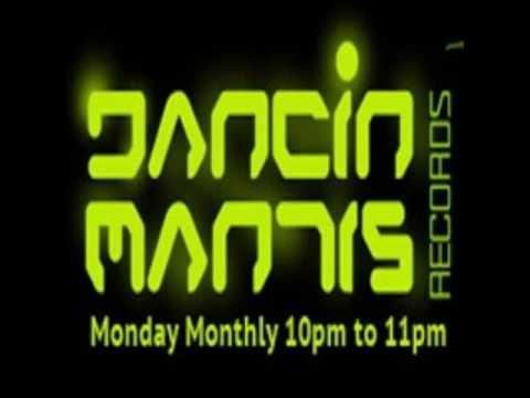 Dancin Mantis Records Show 50 UB Radio Bangkok 05-09-2016
