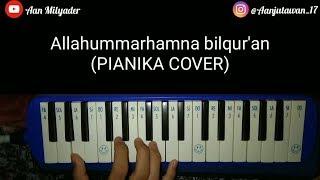 Not Lagu Allahummarhamna bilqur'an - Khotmil Qur'an || Do'a Khatam alqur'an ( Pianika Cover)