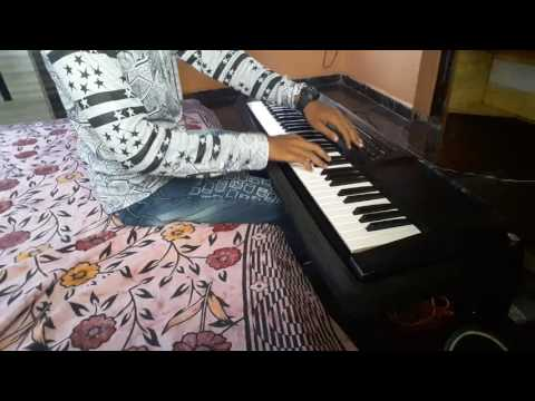 Mi hai koli on piano