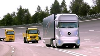 Mercedes-Benz Future Truck 2025 | Weltpremiere
