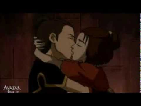 Kiss Scenes From Avatar