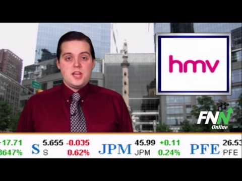 HMV Looking for a Buyer After Going Into Administration