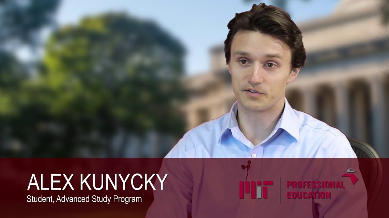 MIT Advanced Study Program | MIT Professional Education